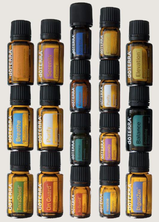 doTERRA Essential Oil Blends