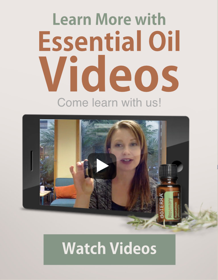 Learn More with Essential Oil Videos
