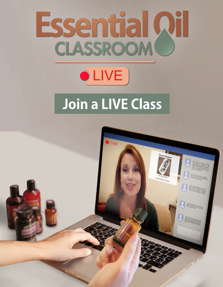 Essential Oil Live Classroom